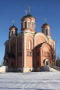 Церковь Серафима Саровского - Селятино - Наро-Фоминский район - Московская область