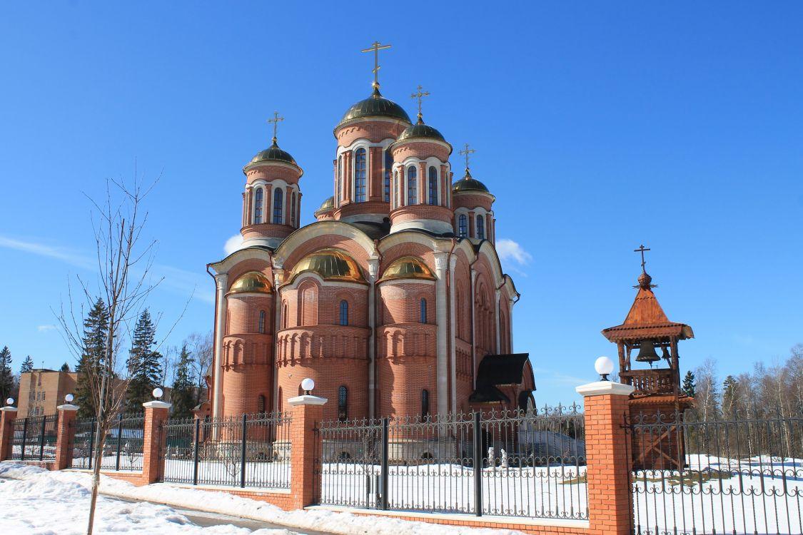Церковь Серафима Саровского, Селятино