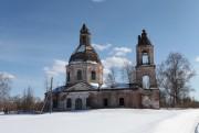 Церковь Успения Пресвятой Богородицы - Вахтино - Даниловский район - Ярославская область