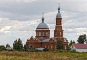 Церковь Воздвижения Креста Господня - Карели - Моршанский район и г. Моршанск - Тамбовская область