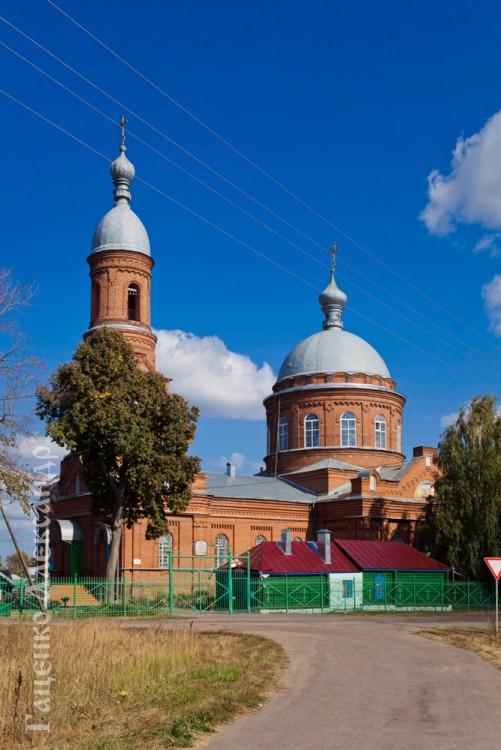 Церковь Воздвижения Креста Господня, Карели
