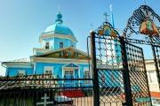 Церковь Николая Чудотворца - Моршанск - Моршанский район - Тамбовская область
