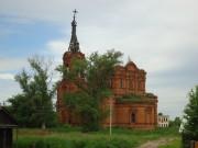 Церковь Николая Чудотворца - Алкужинские Борки - Моршанский район и г. Моршанск - Тамбовская область