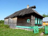 Часовня Николая Чудотворца (?) - Ерёмино - Заволжский район - Ивановская область