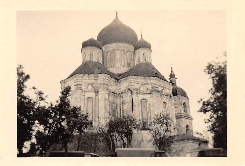 Кафедральный собор Успения Пресвятой Богородицы, Новгород-Северский