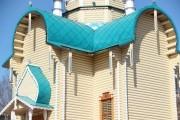 Вятка (Киров). Феодоровской иконы Божией Матери (новая), церковь