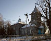 Церковь Феодора Стратилата - Верёхново - Волотовский район - Новгородская область
