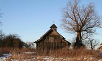 Неизвестная часовня - Остров - Волотовский район - Новгородская область
