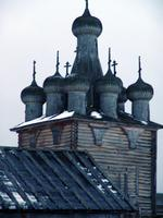Церковь Покрова Пресвятой Богородицы (Сретения Господня) - Заостровье - Приморский район - Архангельская область