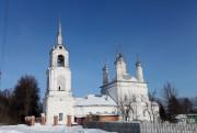 Церковь Рождества Пресвятой Богородицы - Поздеевское - Некрасовский район - Ярославская область