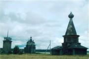 Храмовый комплекс Калежского погоста - Кальи - Виноградовский район - Архангельская область