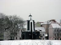 Неизвестная часовня - Минск - Минский район и г. Минск - Беларусь, Минская область