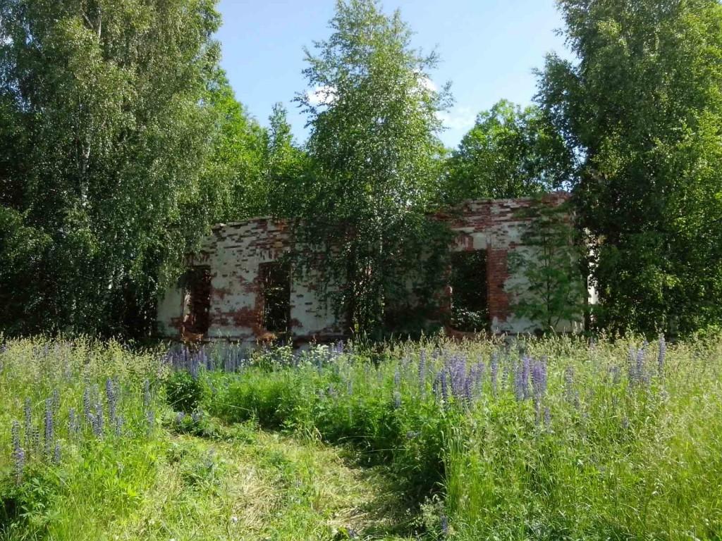 Церковь Николая Чудотворца, Шоборово