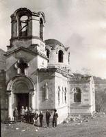 Церковь Луки Евангелиста - Лаки (Горянка) - Бахчисарайский район - Республика Крым