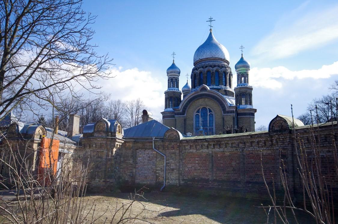 Рижский Троице-Сергиев женский монастырь, Рига