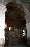 Церковь Троицы Живоначальной - Большие Угороды - Шимский район - Новгородская область