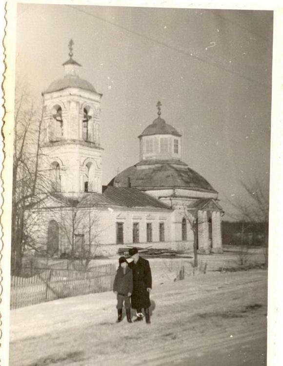 Церковь Рождества Христова, Косицкое