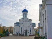 Гомель. Иверской иконы Божией Матери, церковь