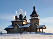 Церковь Всех Святых, в земле Сибирской просиявших - Симеонов камень - Верхотурский район - Свердловская область