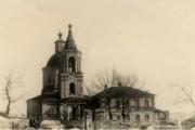 Воронеж. Илии Пророка (Входа Господня в Иерусалим), церковь