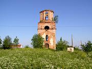 Колокольня церкви Вознесения Господня - Загарье - Юрьянский район - Кировская область