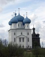 Церковь Сретения Господня - Заостровье - Приморский район и г. Новодвинск - Архангельская область