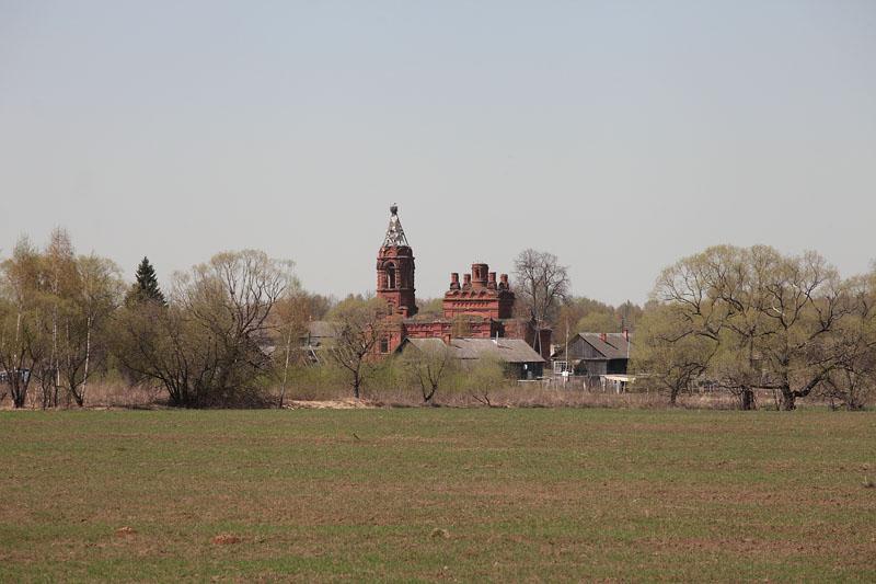 Церковь Николая Чудотворца, Чемоданово