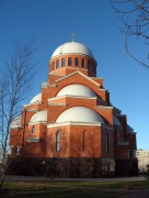 Церковь Сретения Господня - Санкт-Петербург - Санкт-Петербург - г. Санкт-Петербург