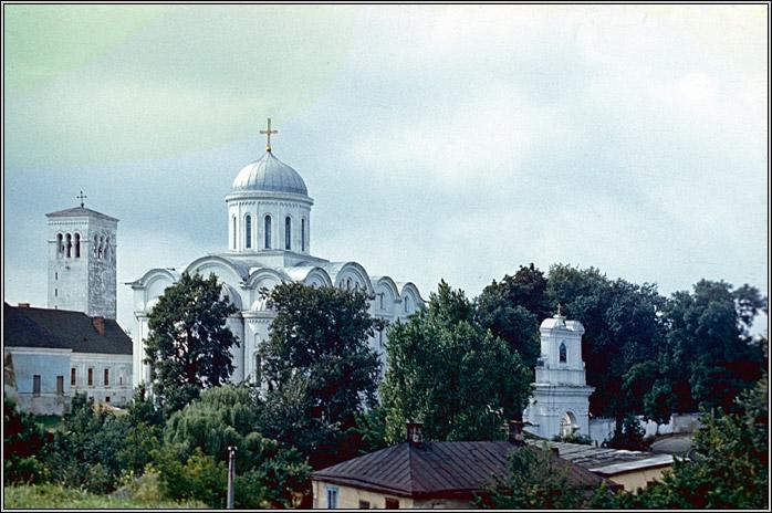 Кафедральный собор Успения Пресвятой Богородицы, Владимир-Волынский