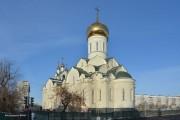 Церковь Андрея Рублева в Раменках - Москва - Западный административный округ (ЗАО) - г. Москва