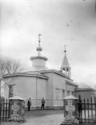 Церковь Покрова Пресвятой Богородицы - Ложголово - Сланцевский район - Ленинградская область