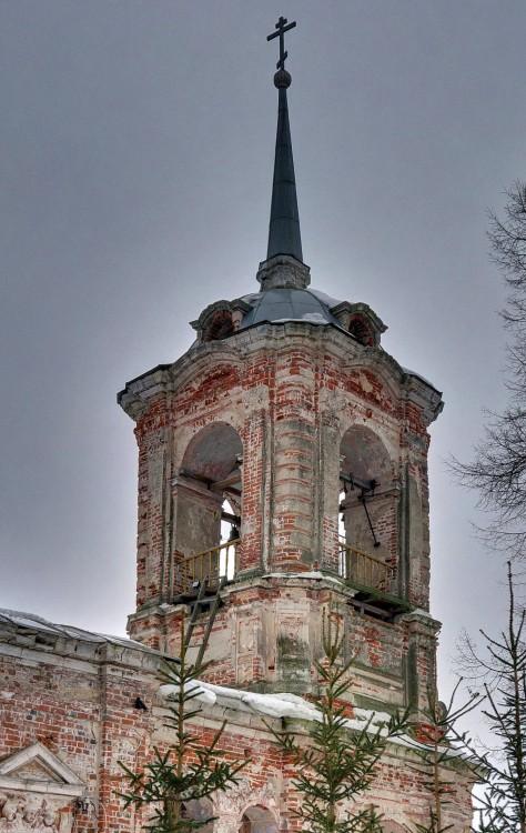 Церковь Рождества Пресвятой Богородицы, Старая Ситня