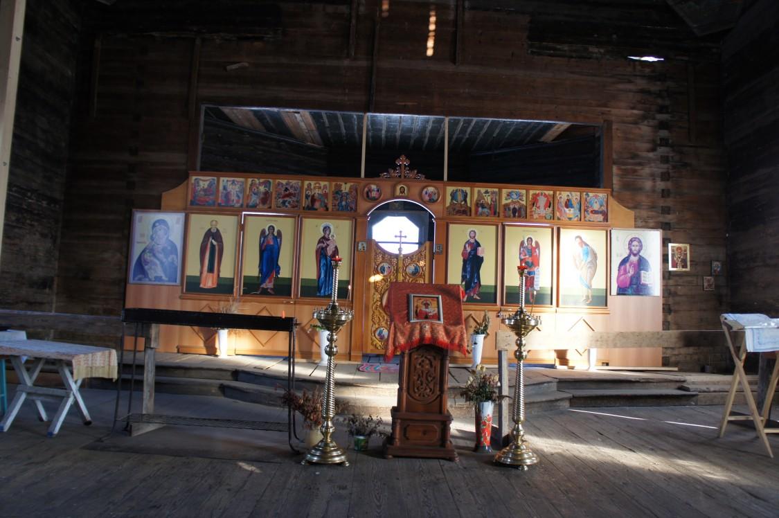 Церковь Параскевы Пятницы, Барабаново