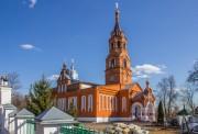 Церковь Николая Чудотворца - Новозагарье - Павлово-Посадский район - Московская область