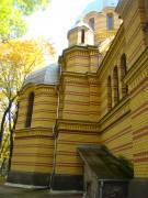 Рига. Покрова Пресвятой Богородицы, церковь