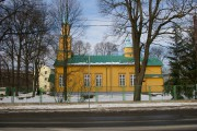 Церковь Спаса Преображения - Рига - г. Рига - Латвия
