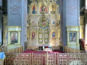 Тамбов. Казанский Богородичный мужской монастырь. Собор Казанской иконы Божией Матери