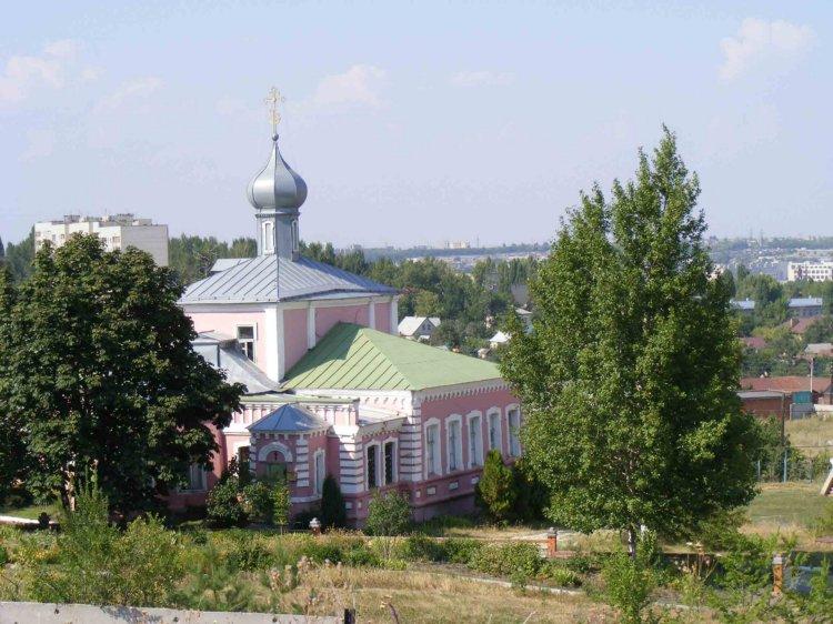 Алексиевский женский монастырь. Церковь Алексия, митрополита Московского, Саратов
