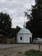 Валаамские острова. Спасо-Преображенский Валаамский монастырь. Часовня Благовещения Пресвятой Богородицы на Монастырской пристани