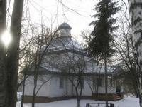 Церковь Иоанна Богослова - Чопово - Почепский район - Брянская область