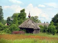 Часовня Михаила Архангела - Акулово - Клепиковский район - Рязанская область
