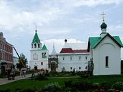 Спасский мужской монастырь. Часовня Георгия Победоносца - Муром - Муромский район и г. Муром - Владимирская область