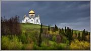 Николаевский Белогорский монастырь-Белая Гора-Кунгурский район и г. Кунгур-Пермский край-Жигалов