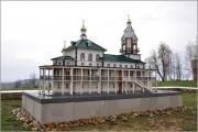 Белая Гора. Николаевский Белогорский монастырь