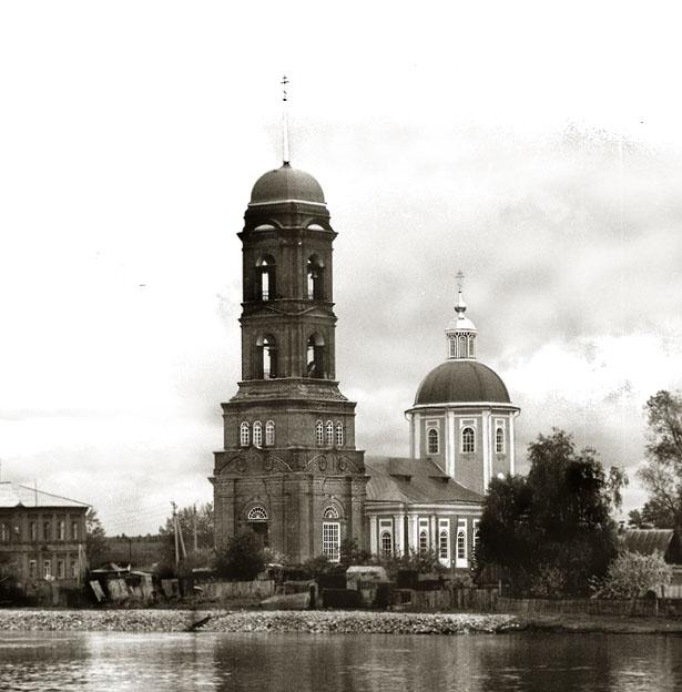 Церковь Николая Чудотворца, Николо-Березовка