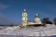 Истобенск. Троицы Живоначальной, церковь