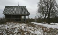 Неизвестная часовня - Звад - Шимский район - Новгородская область