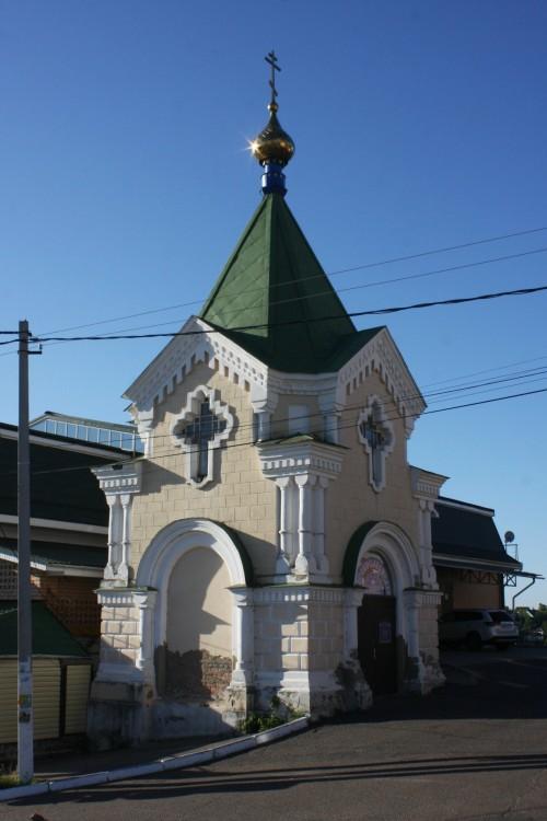 Часовня в память 17 октября 1888 года, Рыльск