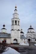 Рыльский Николаевский мужской монастырь - Пригородная слободка - Рыльский район - Курская область