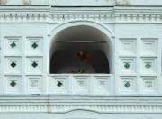 Углич. Воскресенский монастырь. Звонница с церковью Марии Египетской